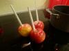 Kandiserede æbler - dejlig slik