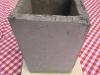 Cementblanding med avispapir