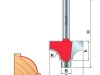 Fræsejernet som jeg bruger til profilen, hylde og bordkants prfil