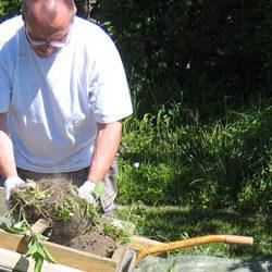 DIY sold til haven, så er det tid til at sige farvel til ukrudtet