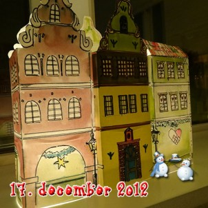 Julebyen i Mal-Selv papirudgave