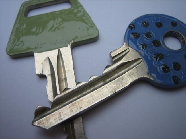 Nøgler til ungerne