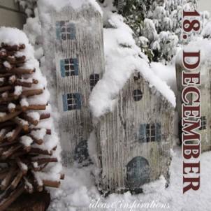 DIY Julegave 18 – Sav en juleby