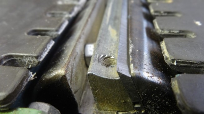 Skift knivene i din afretter/tykkelseshøvl selv – HC260