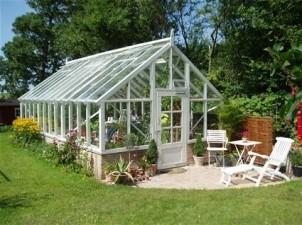 Inspiration til et hjemmebygget drivhus