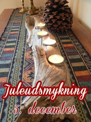 DIY juledekoration – 5. december