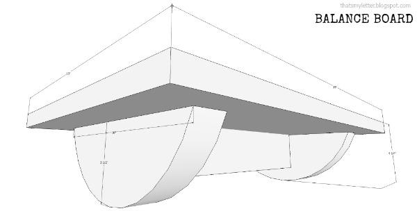 Byg et analogt Segboard / balanceboard