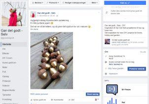 Gør Det Godt på Facebook