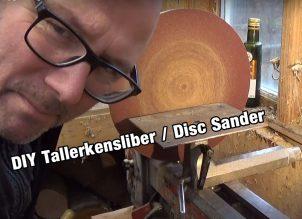 Byg en tallerkensliber til trædrejebænken