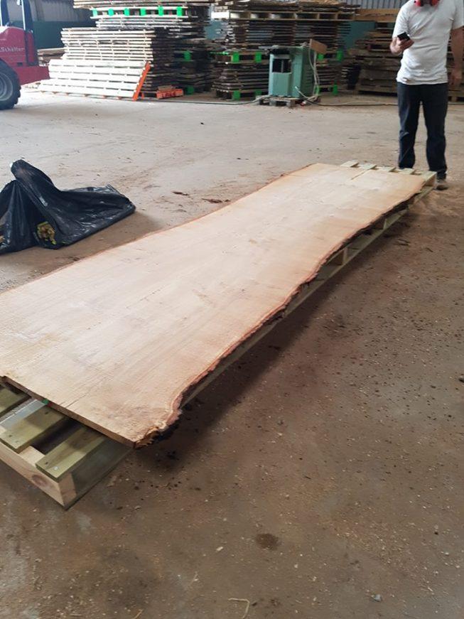 Byg et plankebord