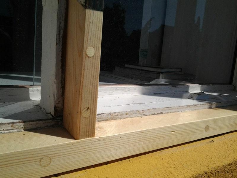 Alle nye Gør Det Selv til Hus, Have og køkken | Reparation af dit gamle vindue QP54